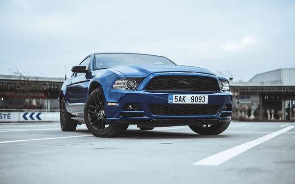Jízda ve Ford Mustang 3.7 2014 Ústí nad Labem4