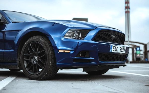Jízda ve Ford Mustang 3.7 2014 Plzeň4