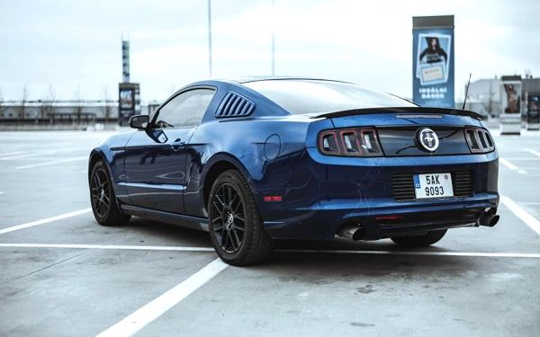 Jízda ve Ford Mustang 3.7 2014 Plzeň5