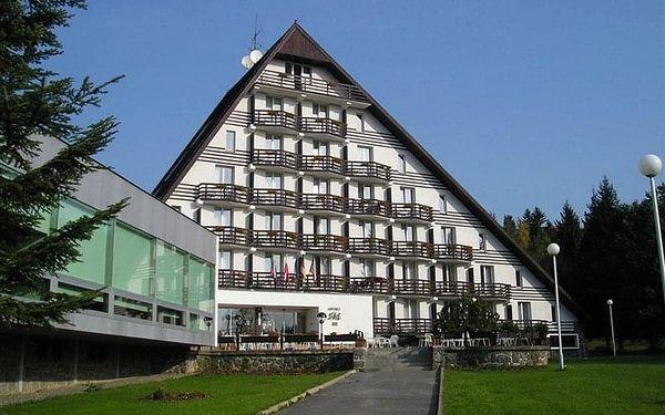 Nové Město na Moravě - Hotel SKI, Česko