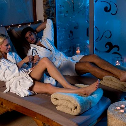 Velké Karlovice, Spa hotel Lanterna**** s neomezeným wellness