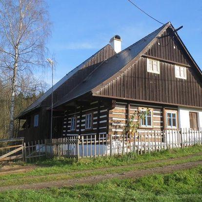 Český ráj: Chaloupka 10 (Old cottage 10)