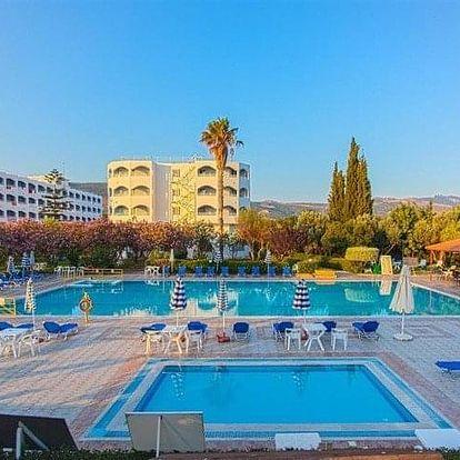 Řecko - Kos letecky na 4-23 dnů, polopenze