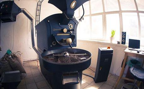 Kurz přípravy kávy