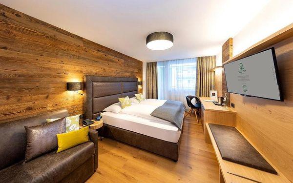 Rakousko, Zell am See: Hotel Grüner Baum