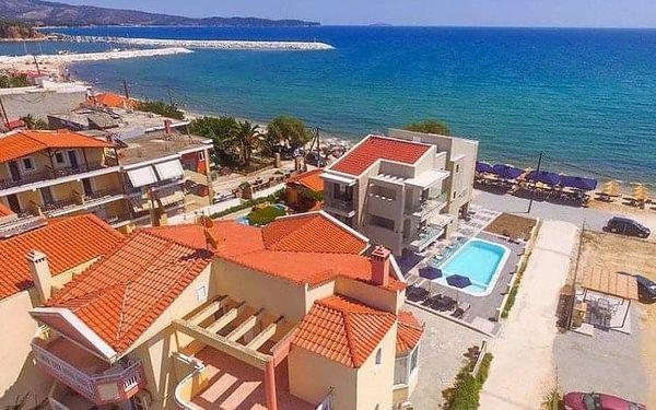 Aparthotel Reverie Suites, Thassos, Řecko, Thassos, letecky, snídaně v ceně3
