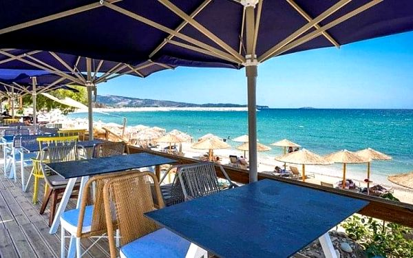 Aparthotel Reverie Suites, Thassos, Řecko, Thassos, letecky, snídaně v ceně5