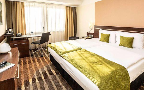 Pohodový odpočinek ve 4* hotelu v Praze i se snídaní