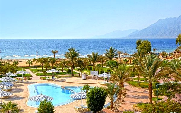 Hotel Hilton Nubian Resort Marsa Alam, letecky, all inclusive