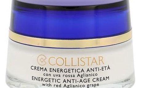 Collistar Special Anti-Age Energetic Anti Age Cream 50 ml rozjasňující pleťový krém tester pro ženy