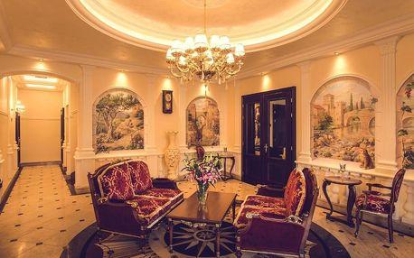 Jindřichův Hradec, Jihočeský kraj: Hotel Florian Palace