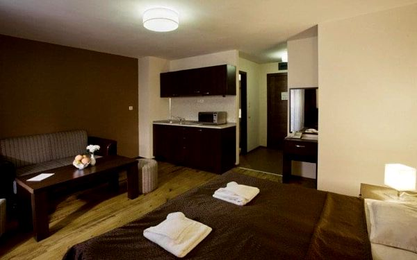 Hotel Casa Karina, Bansko, Bulharsko, Bansko, autobusem, polopenze3