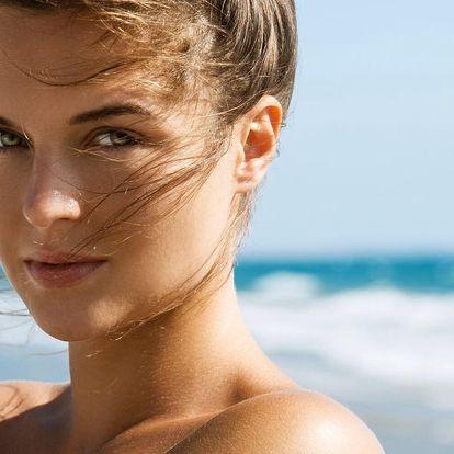 Trvalá epilace IPL přístrojem v oblasti obličeje