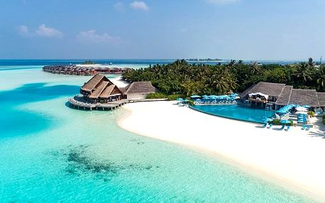 Maledivy letecky na 7-15 dnů