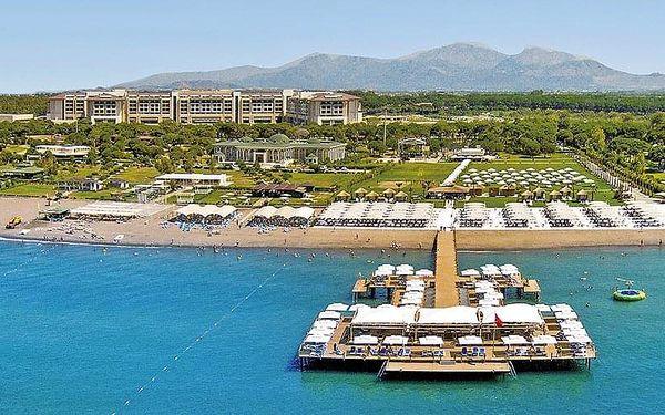 Hotel Regnum Carya Golf & Spa Resort, Turecká riviéra, letecky, ultra all inclusive4