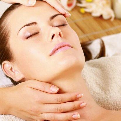 Kosmetické ošetření pro dámy i pány vč. masáže