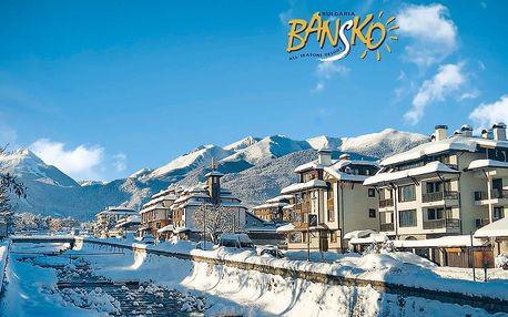 5–8denní Bansko ski | Hotel Evelina Palace**** | Polopenze | Wellness, Bazén v ceně | Vlastní doprava