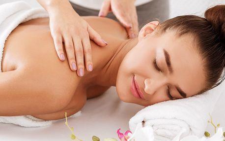 Regenerační i sportovní masáž: 60 nebo 90 minut