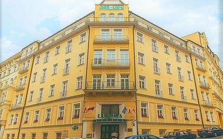 Mariánské Lázně, Hotel Flora - pobytový zájezd, Mariánské Lázně