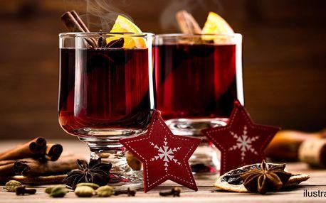 Bílé, růžové či klasické červené svařené víno
