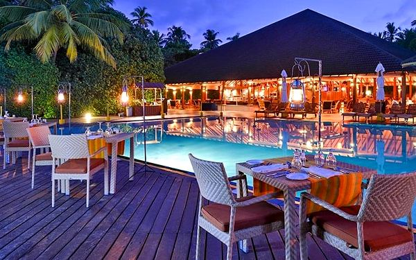 Hotel Adaaran Select Meedhupparu & Prestige Water Villas, Maledivy, letecky, ultra all inclusive2