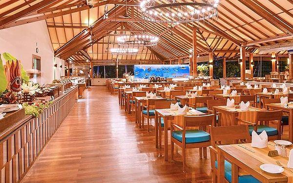 Hotel Adaaran Select Meedhupparu & Prestige Water Villas, Maledivy, letecky, ultra all inclusive3