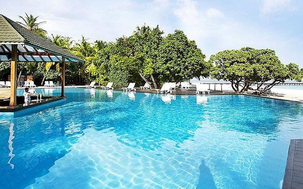 Hotel Adaaran Select Meedhupparu & Prestige Water Villas, Maledivy, letecky, ultra all inclusive5
