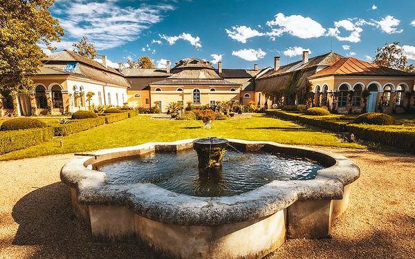 Rodinný pobyt v historickém zámku Úsobí