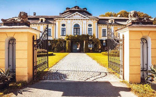 Pobyt pro dva v historickém zámku Úsobí