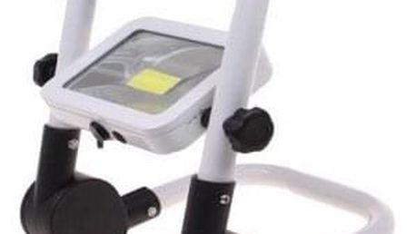 Přenosný LED reflektor 100W bílý