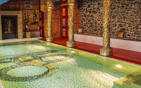 90 minut v relaxačním bazénu se slanou vodou