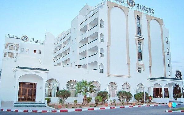 Hotel Royal Jinene, Tunisko pevnina, letecky, all inclusive2