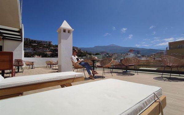 DWO NOPAL BY CHECKIN, Tenerife, Kanárské ostrovy, Tenerife, letecky, snídaně v ceně2