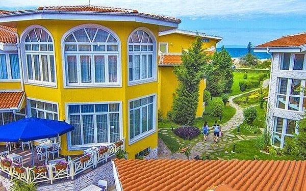 HOTEL BLUE ORANGE, Sozopol, Bulharsko, Sozopol, vlastní doprava, all inclusive3
