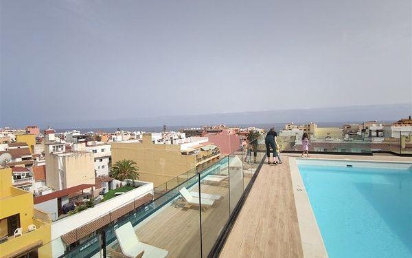 DWO NOPAL BY CHECKIN, Tenerife, Kanárské ostrovy, Tenerife, letecky, snídaně v ceně4