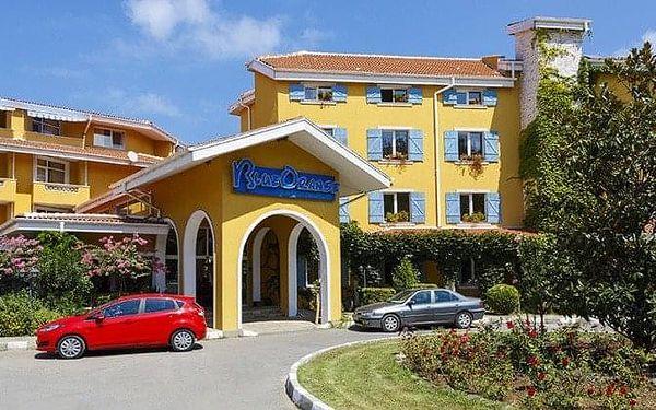 HOTEL BLUE ORANGE, Sozopol, Bulharsko, Sozopol, vlastní doprava, all inclusive5