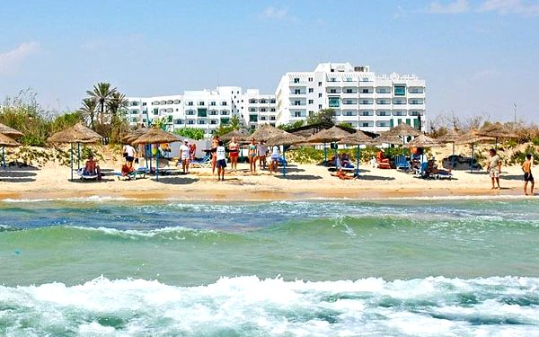 Hotel Royal Jinene, Tunisko pevnina, letecky, all inclusive5
