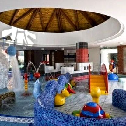 Bükfürdő, Health Spa Hotel Bük**** s bohatým wellness