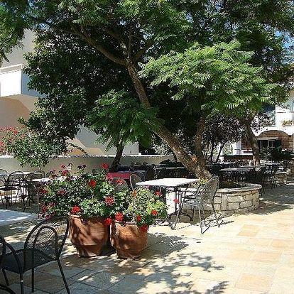 Řecko - Korfu letecky na 8-11 dnů, snídaně v ceně