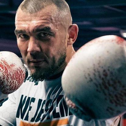 Privátní trénink s boxerem Václavem Pejsarem