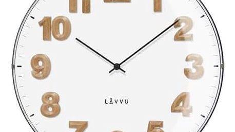 LAVVU HARMONY LCT4030 nástěnné hodiny