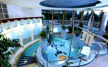 Ensana Thermal HEVÍZ Aqua Health Spa Hotel****