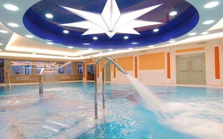 Mariánské Lázně, hotel Hvězda**** Imperial s výhledem na kolonádu