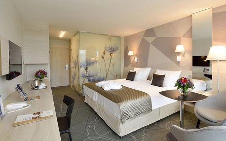 Budapešť, Ensana Thermal Margaret Island Health Spa Hotel**** na ostrově Margaret
