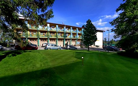 Pobyt se vstupem do SPA by L'Occitane v Hotelu Lesná, Vysoké Tatry