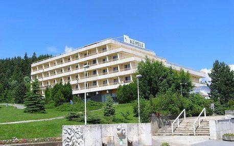 Komplexní léčebný pobyt s procedurami, vstupem do wellness nebo vitálního světa, Vysoké Tatry