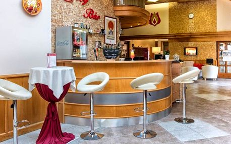 Bük, hotel Piroska**** s vlastním wellness a vstupenkou do lázní Bük