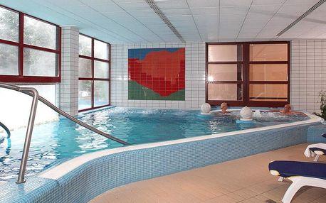 Sárvár, hotel Danubius Health Spa Resort**** s termálními bazény