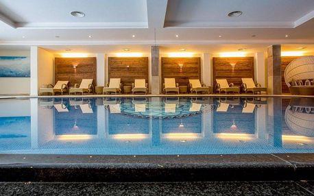Szentgotthárd, luxusní Gotthard Therme Hotel**** s termálními lázněmi