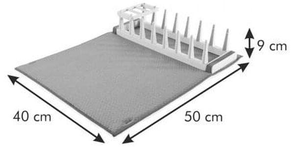 Tescoma Odkapávač z mikrovlákna CLEAN KIT3